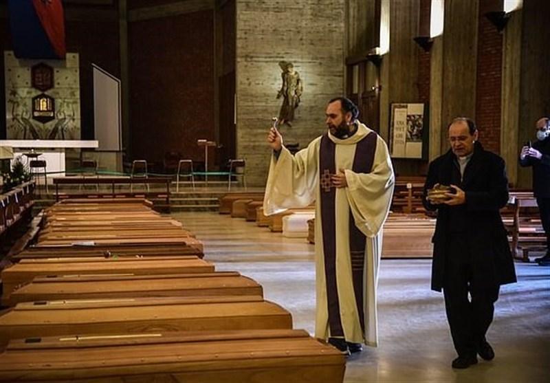شمار قربانیان کرونا در ایتالیا از 18 هزار نفر گذشت