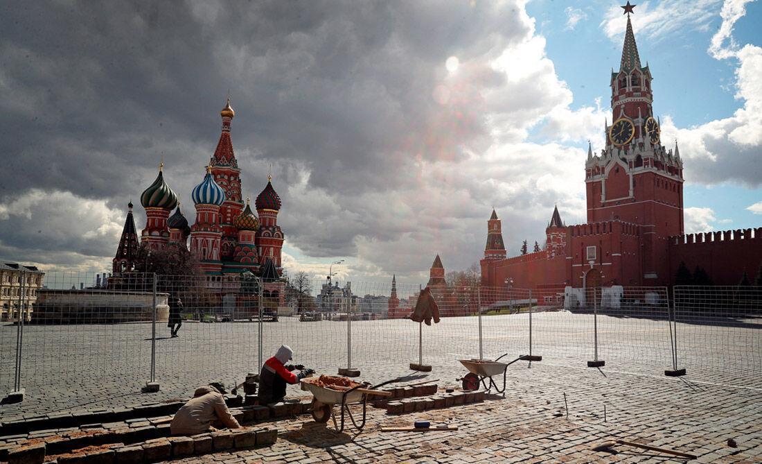 200 هزار تن در روسیه کرونا گرفتند