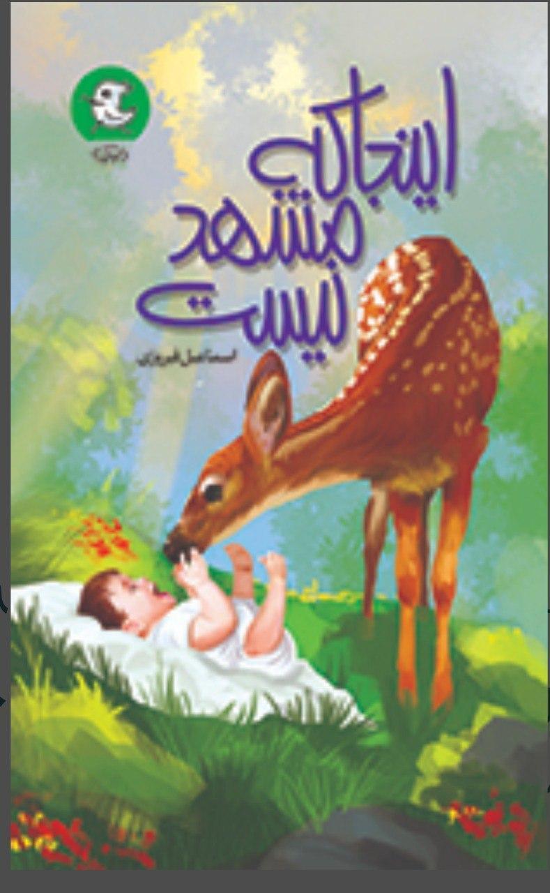 اینجا که مشهد نیست؛ روایتی جالب از امام رضا (ع) برای بچه ها و نوجوانان
