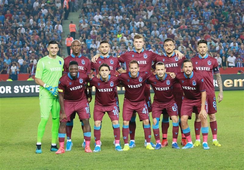 تیم حسینی یک فصل از حضور در لیگ قهرمانان اروپا محروم شد