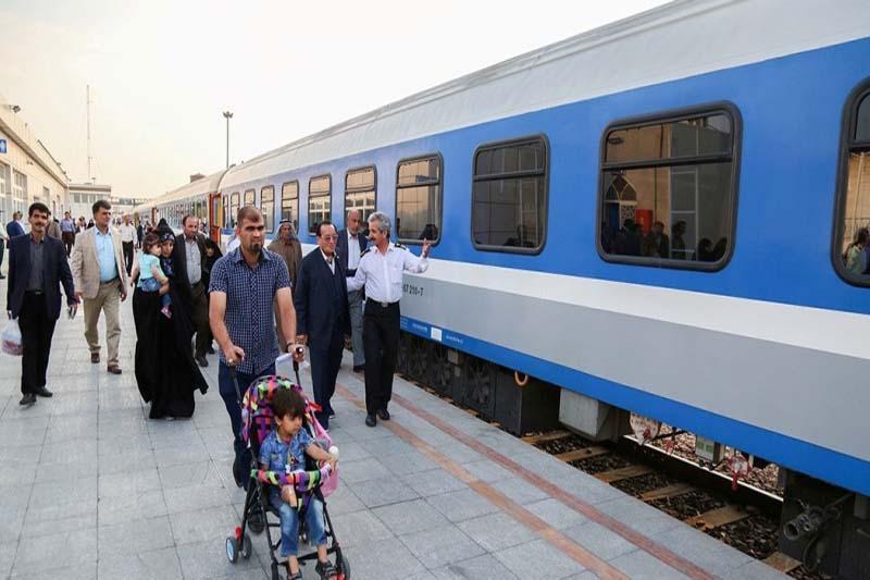 شروع فروش بلیت قطار های تیرماه با 20 درصد افزایش، بلیت تهران-مشهد از 99 هزار تومان