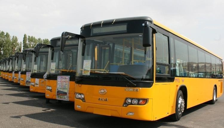 کاهش یک میلیون نفری مسافران اتوبوس