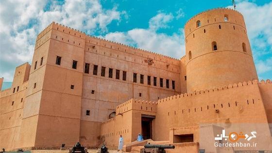 قلعه الجلالی؛از آثار باشکوه و تاریخی شهر مسقط، تصاویر