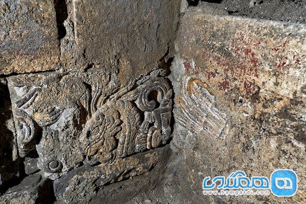 اعلام کشف ویرانه های یک کاخ باستانی در مکزیک