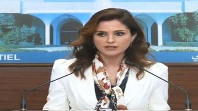 وزیر اطلاع رسانی لبنان استعفا داد