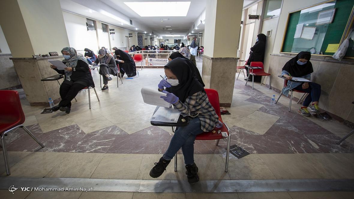 بیش از 84 هزار داوطلب آزمون های 14 شهریور، کارت ورود به جلسه گرفتند