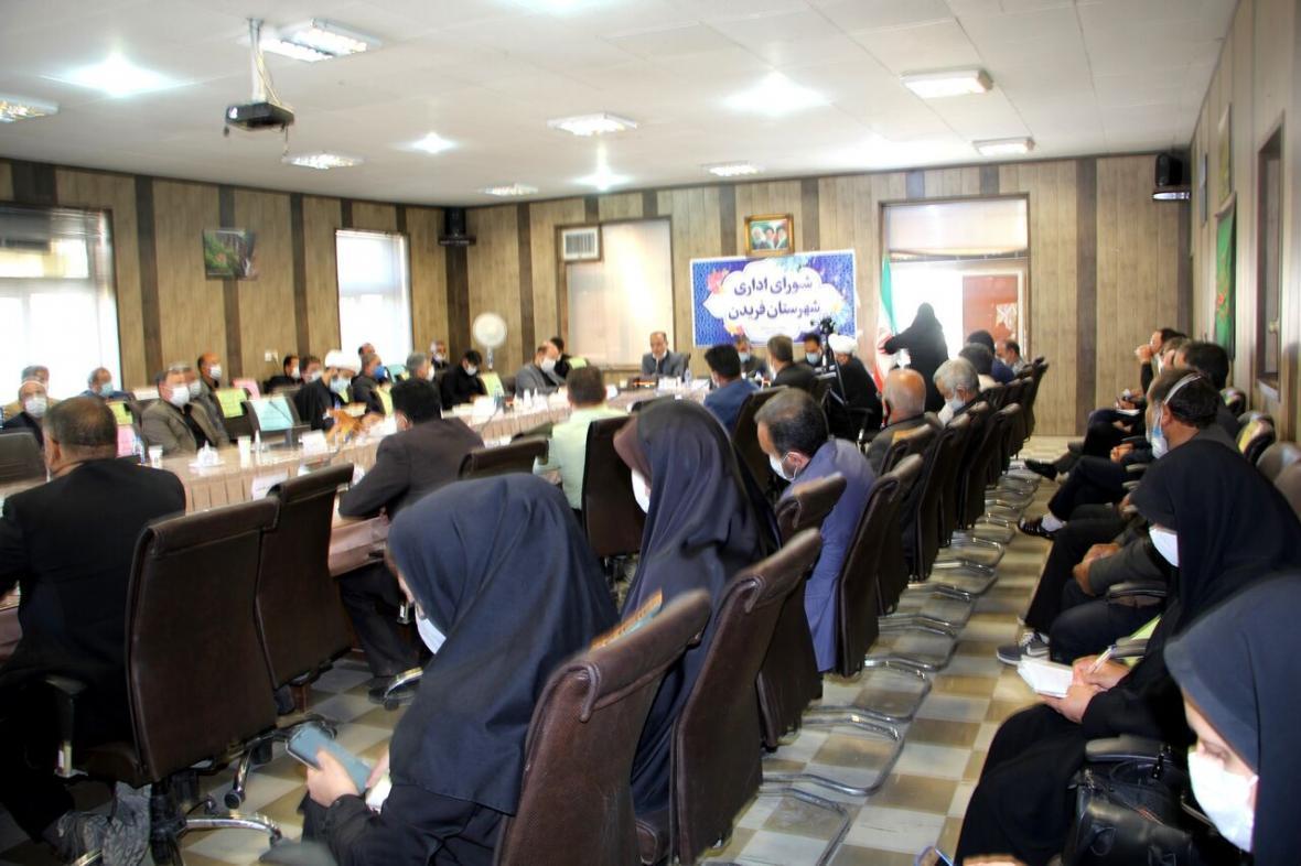خبرنگاران معاون استاندار اصفهان: راه میانبُر توسعه شهرستان ها، توجه به آمایش سرزمین است