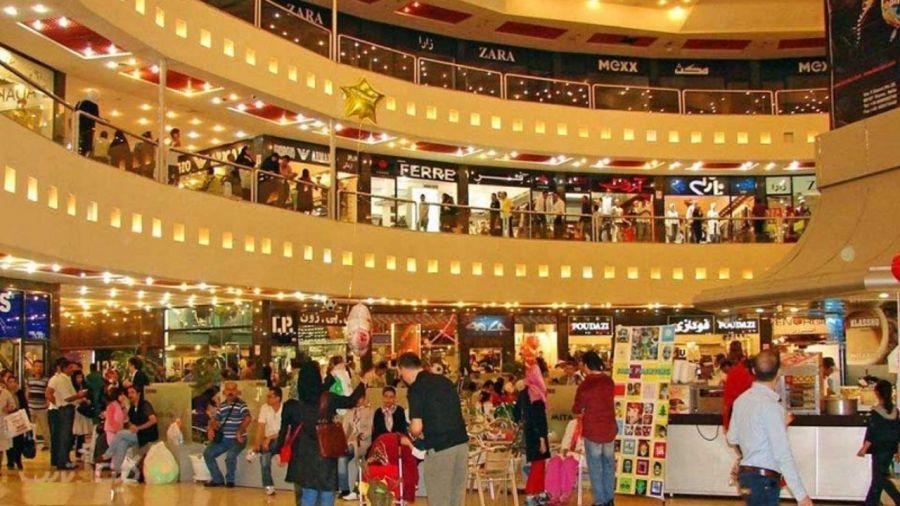 مرکز خرید کیش : معرفی مراکز خرید کیش