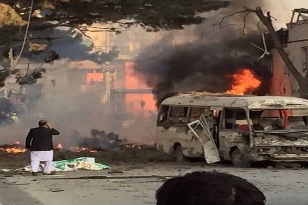 سومین روز انفجارهای پیاپی در افغانستان