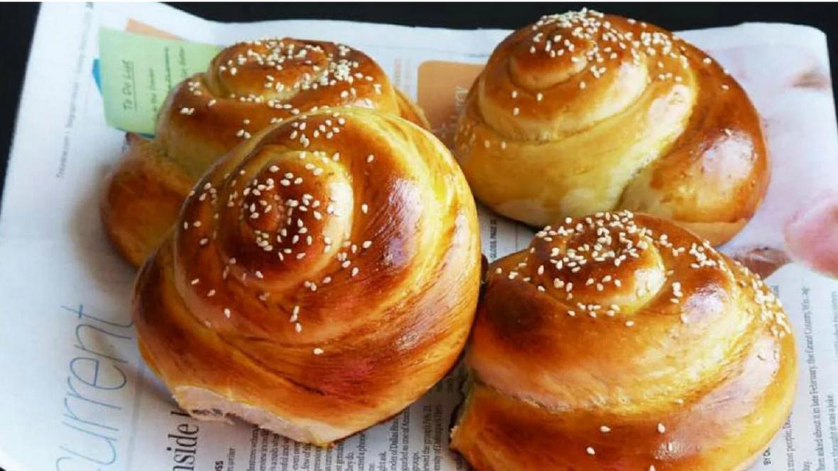 طرز تهیه نان زنجبیلی سنتی خوشمزه در منزل