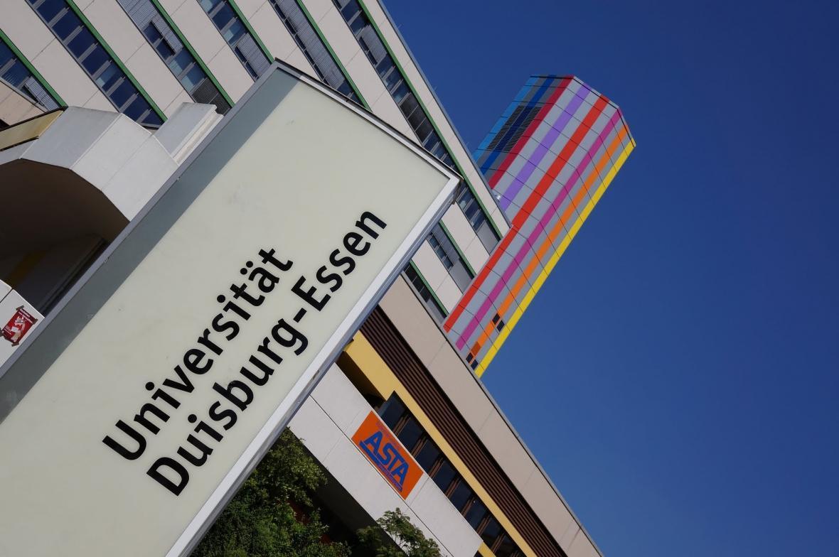 برنامه های تحصیلی دانشگاه دویسبورگ
