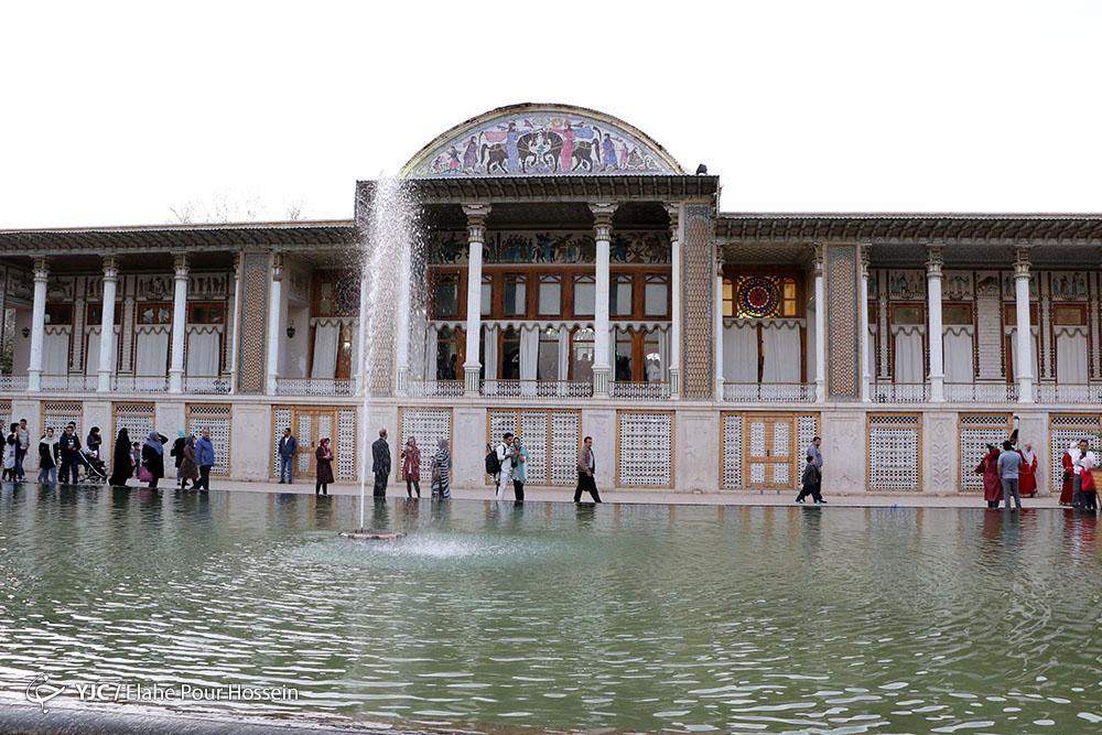 باغ عفیف آباد؛ زیباترین باغ تاریخی ایران در شیراز
