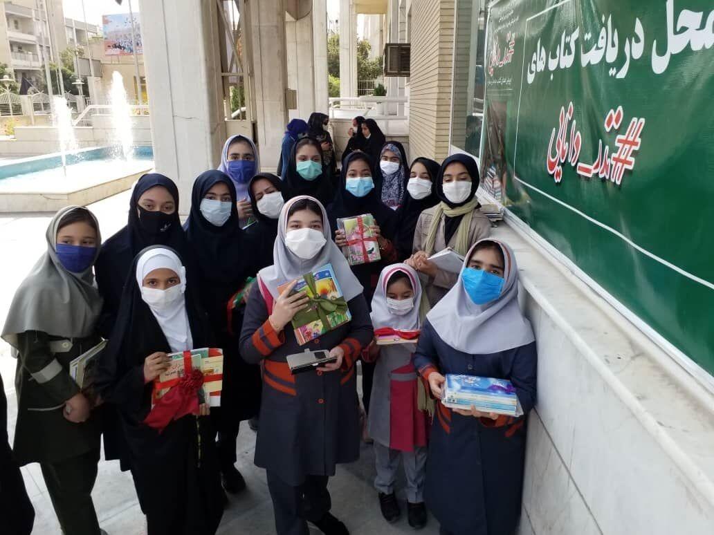خبرنگاران نذر دانایی در پایتخت کتاب ایران