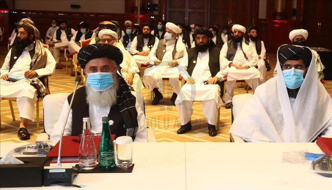 خبرنگاران واکنش پاکستان به پیشرفت در مذاکرات بین افغانی در دوحه