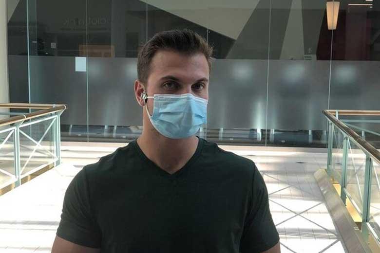 ماسک صورت می تواند باعث اگزما گردد