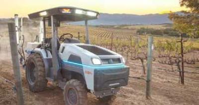 تحول در کشاورزی با تراکتور هوشمند