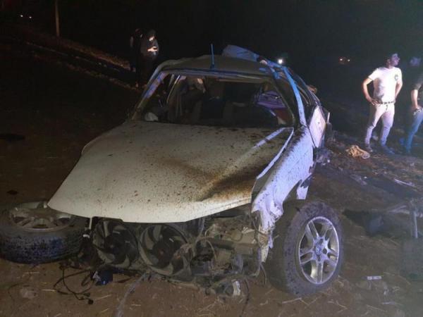 8 کشته بر اثر تصادف پژو حامل سوخت قاچاق در خاش