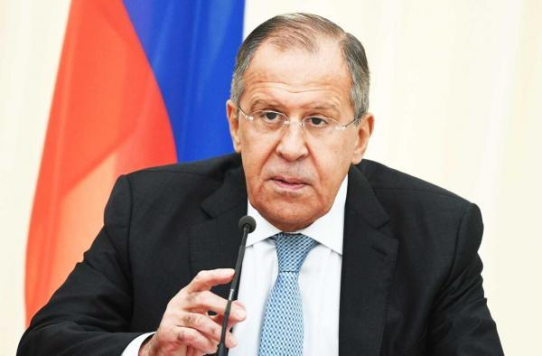 لاوروف: روابط بین روسیه و اتحادیه اروپا در شرایط دشواری قرار گرفته است