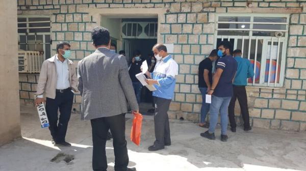 خبرنگاران مرکز و دفاتر تعویض پلاک خودرو زنجان تا خاتمه هفته دایر است