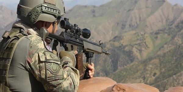 کشته شدن عضو ارشد پ ک ک در تازه ترین عملیات کماندویی ارتش ترکیه