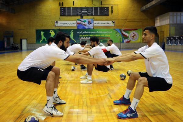 تعویق اردوی تیم ملی هندبال امید تا بعد از جام باشگاه های آسیا