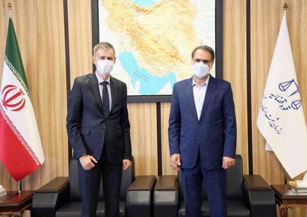 تاکید بر افزایش تعاملات ایران و سوییس در زمینه مالکیت معنوی