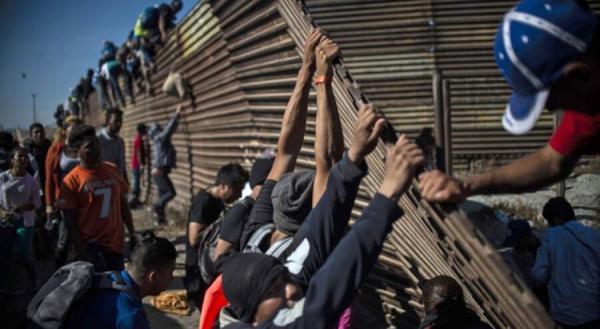 ثبت بیشترین مهاجرت غیرقانونی به آمریکا در 15 سال گذشته