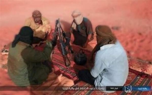 تصاویر داعشی عامل حمله تروریستی لیبی جنجالی شد