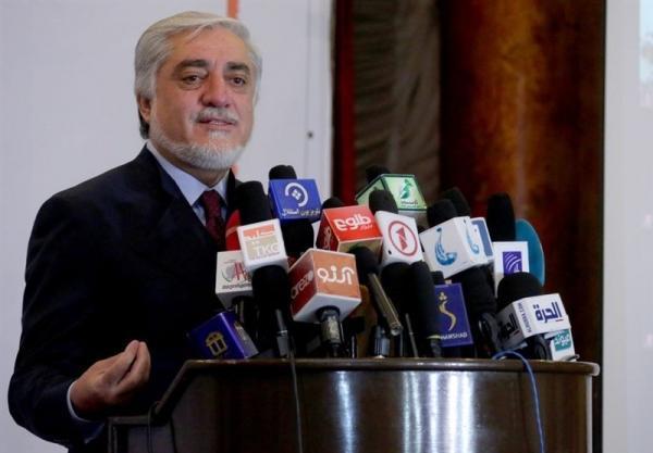 عبدالله: تاکید طالبان بر راهکار نظامی مسئله افغانستان اشتباه محض است