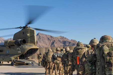 650 نظامی آمریکا برای حمایت از دیپلمات ها در افغانستان باقی می مانند