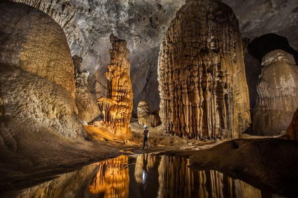 آشنایی با با بزرگترین غارهای دنیا