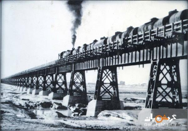 نگاهی به تاریخ و گذشته ایران روی پل سیاه