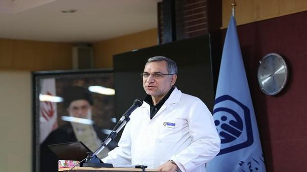 وزیر بهداشت: نمکی، شهید زنده است