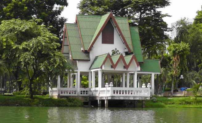 پارک لامفینی در تور تایلند