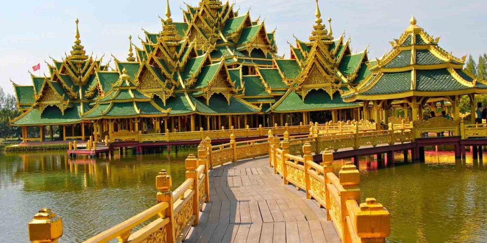 دانستنی های تایلند